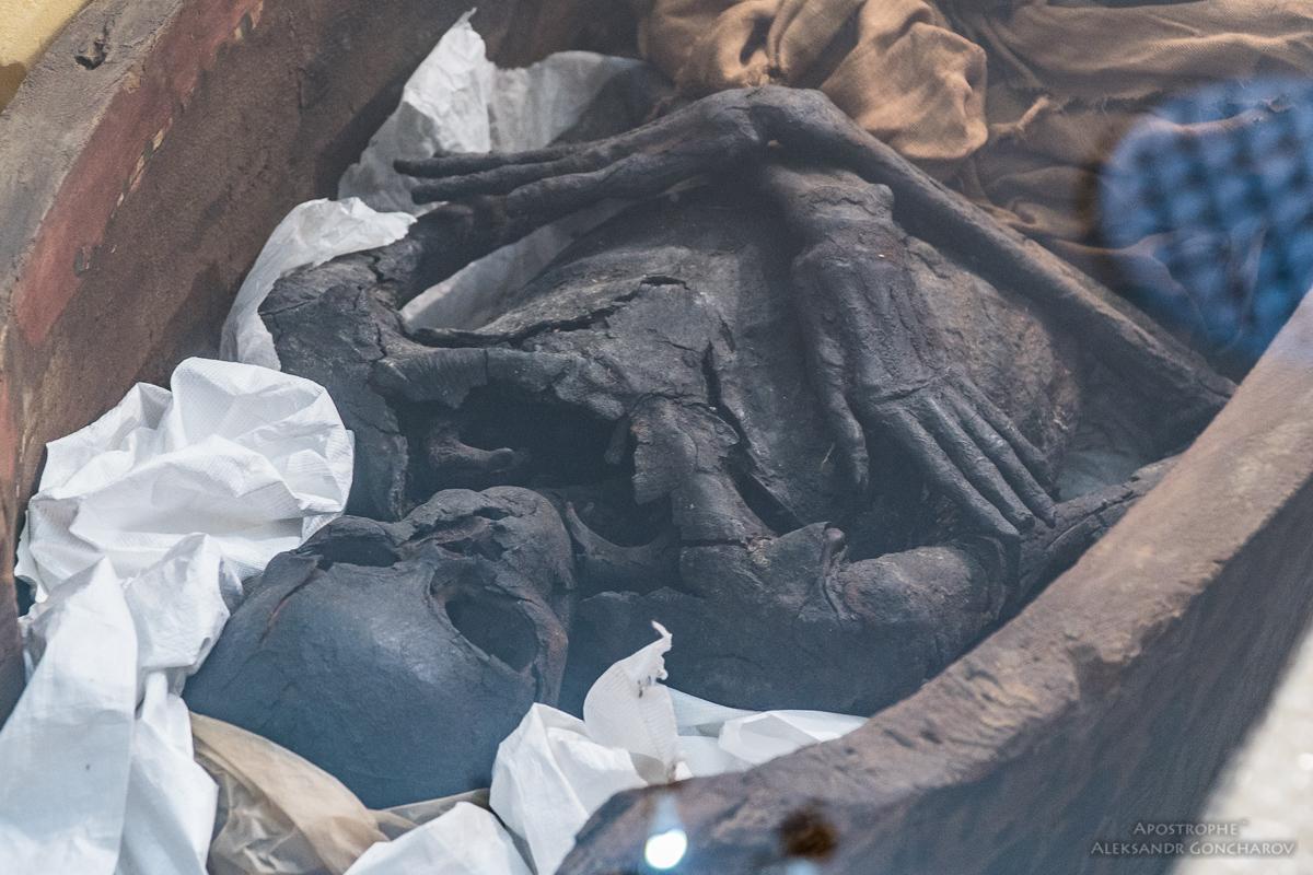Киев. Древнеегипетские мумии_9