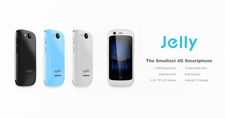Смартфон Jelly_6