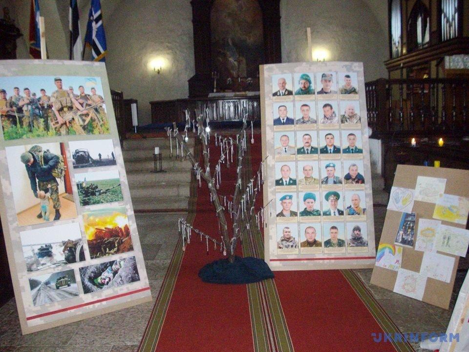 Эстония. Выставка Война продолжатся_3