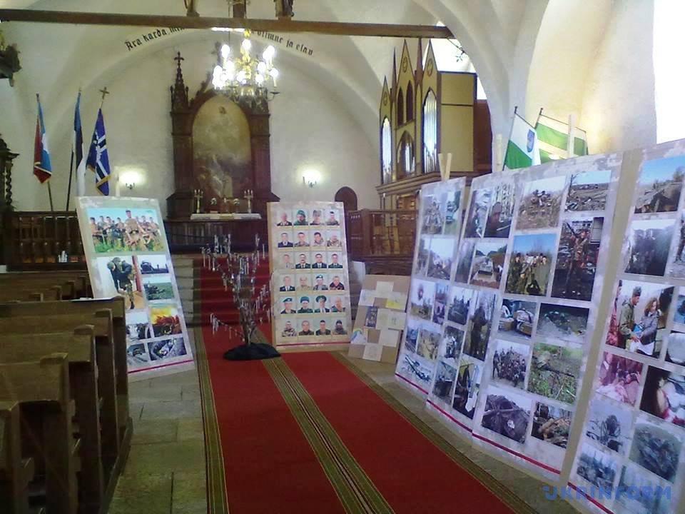 Эстония. Выставка Война продолжатся_6