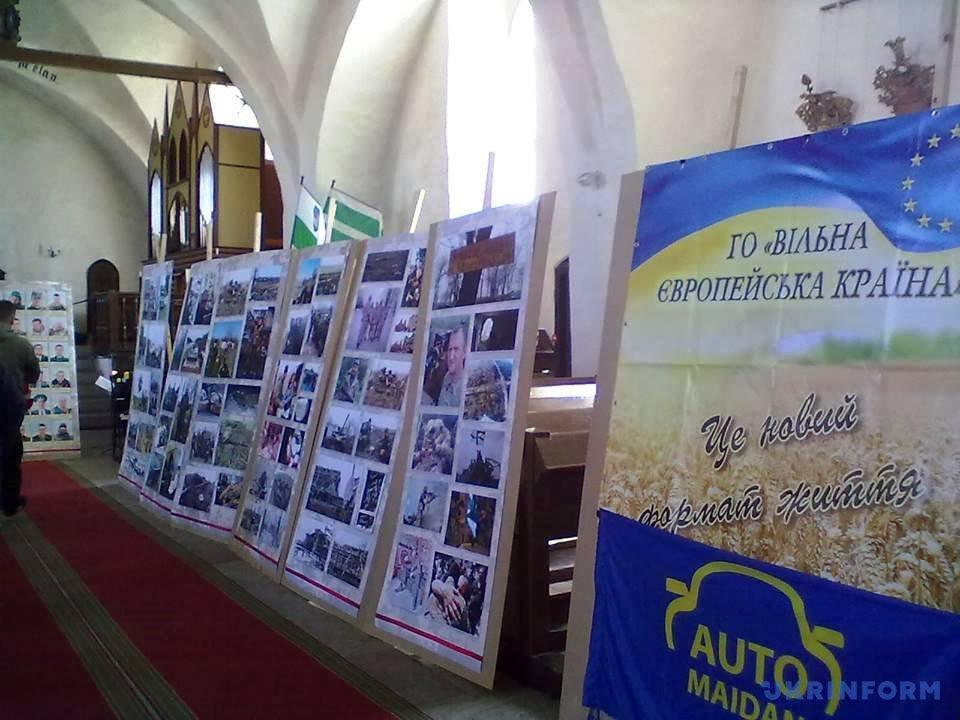 Эстония. Выставка Война продолжатся_7