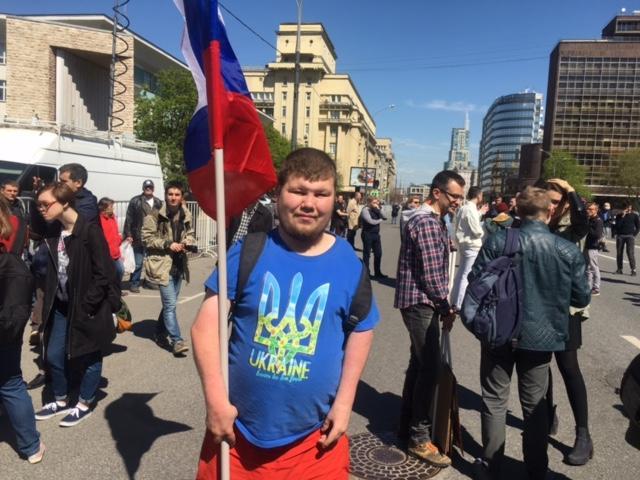 Митинг в Моске. Хватит Путина_4