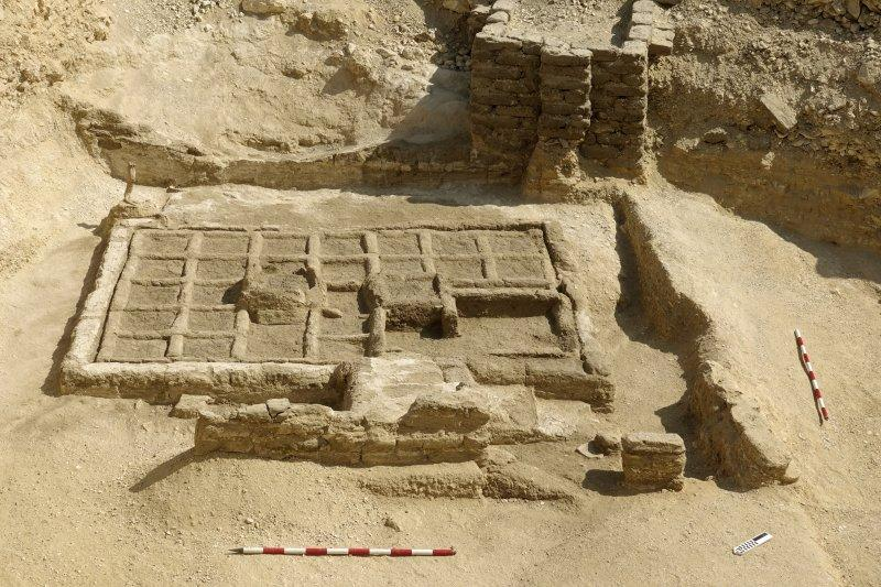 Погребальный сад в Египте_2