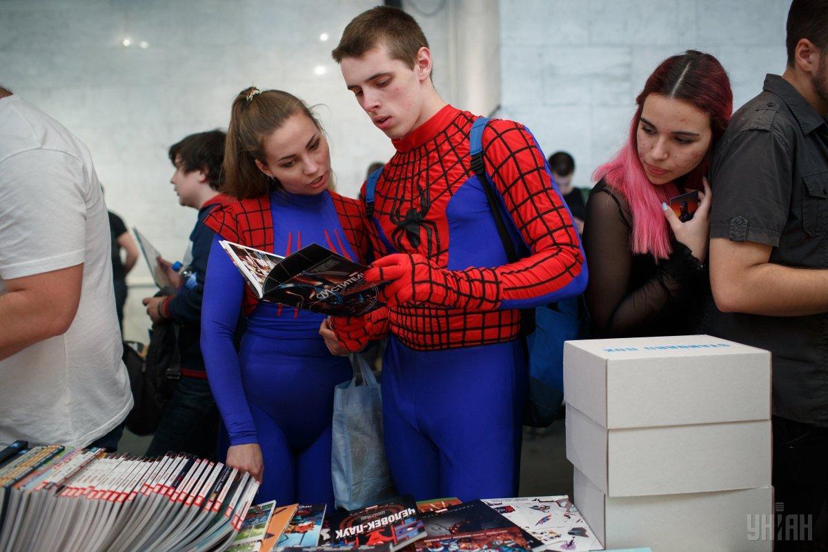 Киев. Comic Con_2