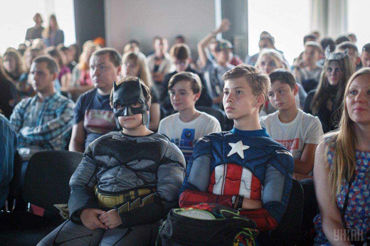Киев. Comic Con_5