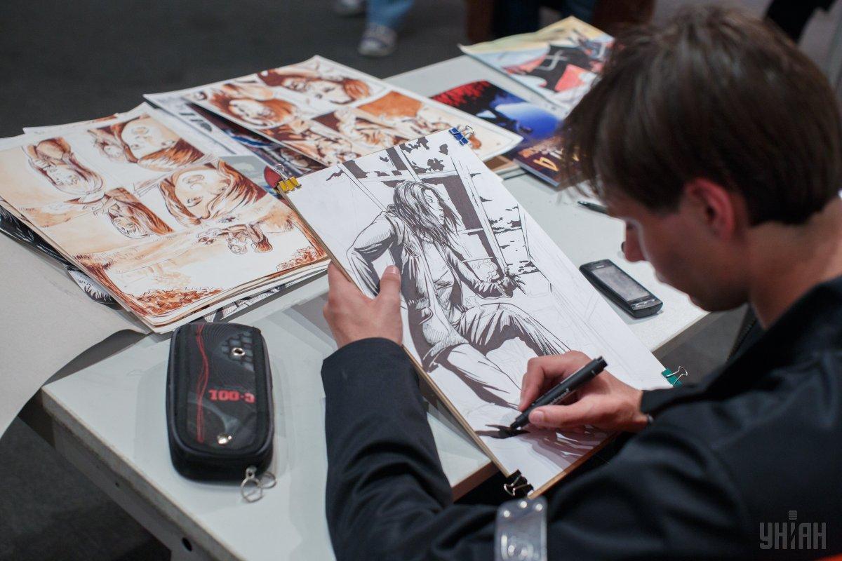 Киев. Comic Con_7