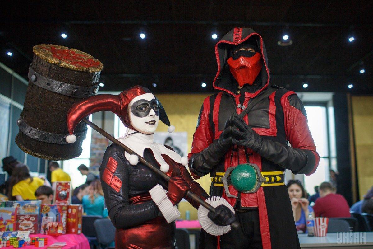 Киев. Comic Con_8