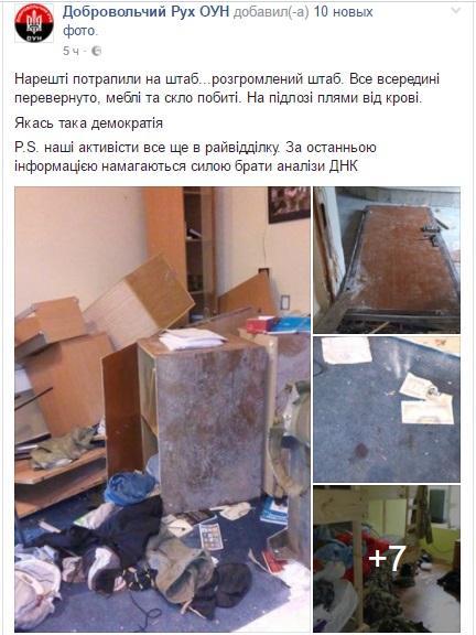 Штаб ОУН в Киеве