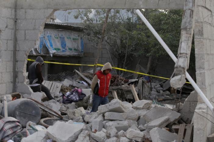 Мексика, взрыв,1