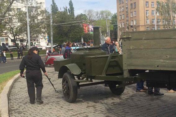 Одесса. 9 мая. Стычки, задержания_2