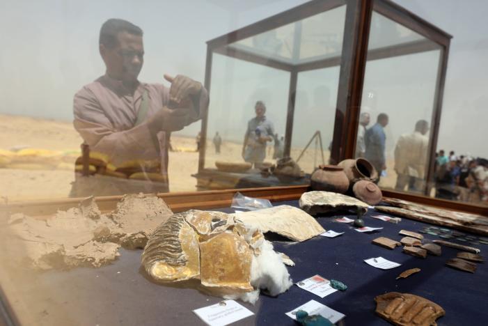 Мумии в Египте_11