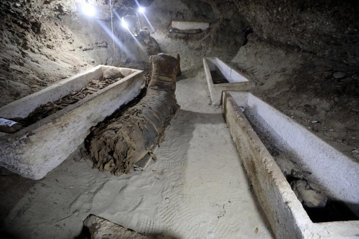Мумии в Египте_15