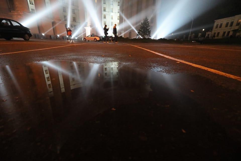 В Киеве стартовал фестиваль света Kyiv Lights Festival_2