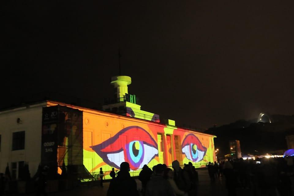 В Киеве стартовал фестиваль света Kyiv Lights Festival_1