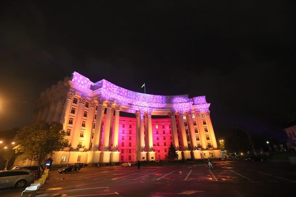 В Киеве стартовал фестиваль света Kyiv Lights Festival_13