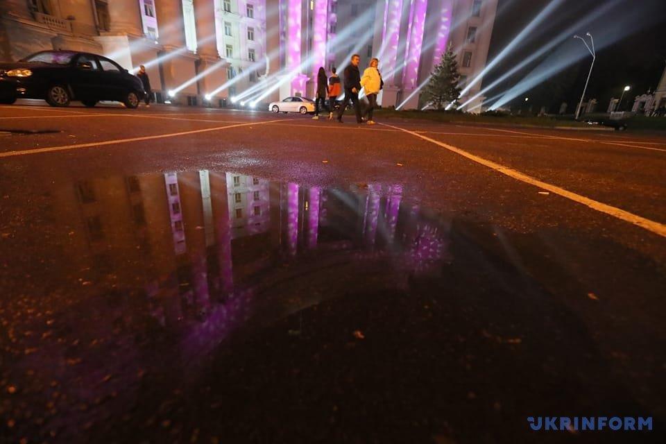 В Киеве стартовал фестиваль света Kyiv Lights Festival_9