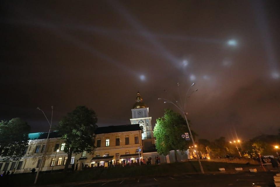 В Киеве стартовал фестиваль света Kyiv Lights Festival_10