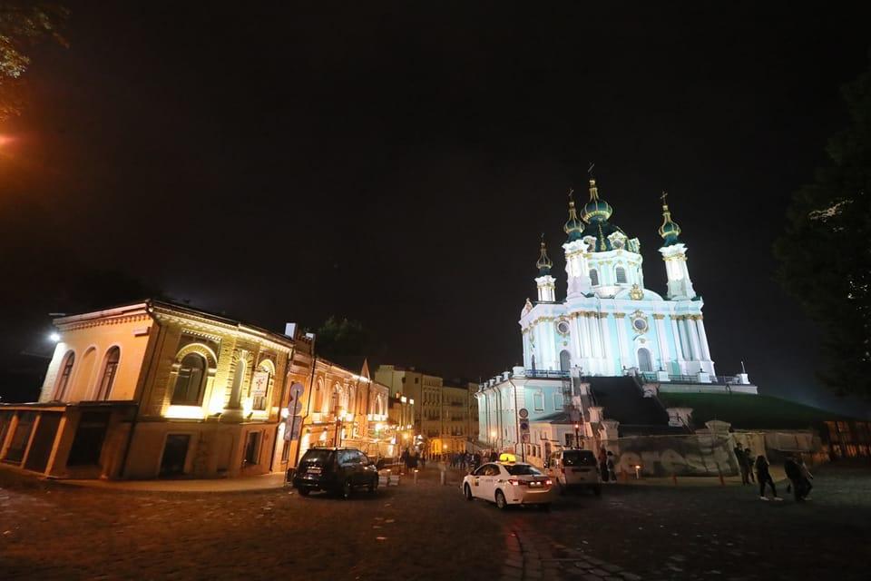 В Киеве стартовал фестиваль света Kyiv Lights Festival_12