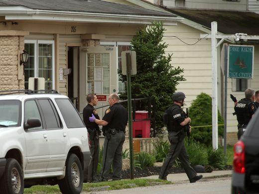 В результате перестрелки в доме престарелых погибли 4 человека