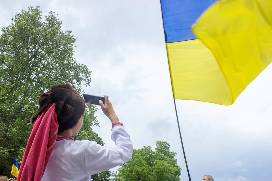 В Одессе прошел 10-й Мегамарш в вышиванках_4