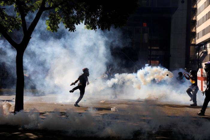 Протесты в Венесуэле_1