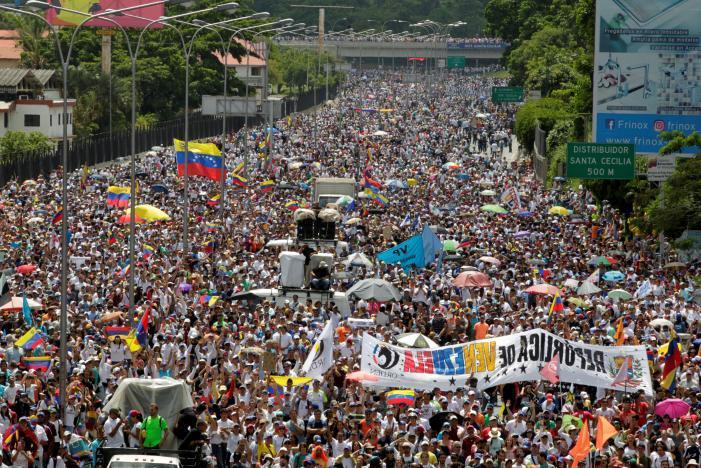 Протесты в Венесуэле_2