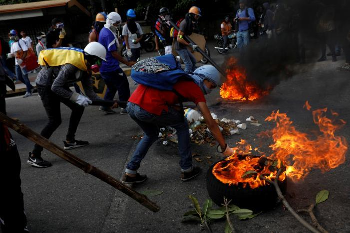 Протесты в Венесуэле_5