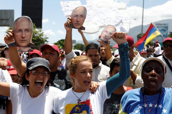 Протесты в Венесуэле_6