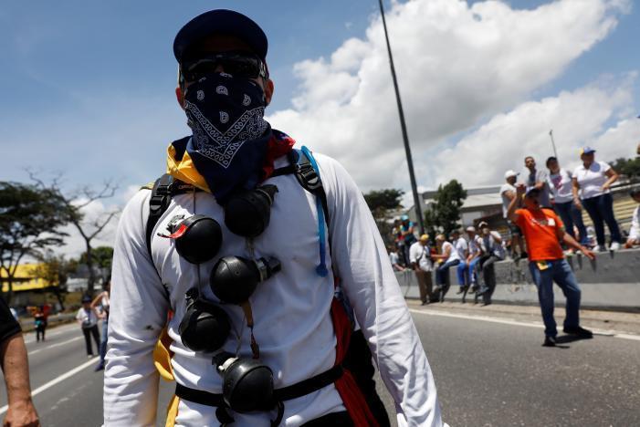 Протесты в Венесуэле_7