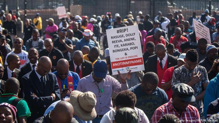 Протест в ЮАР_3