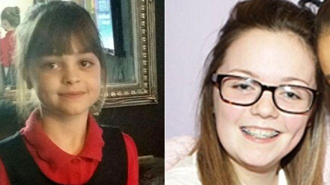 Жертвы теракта в Манчестере