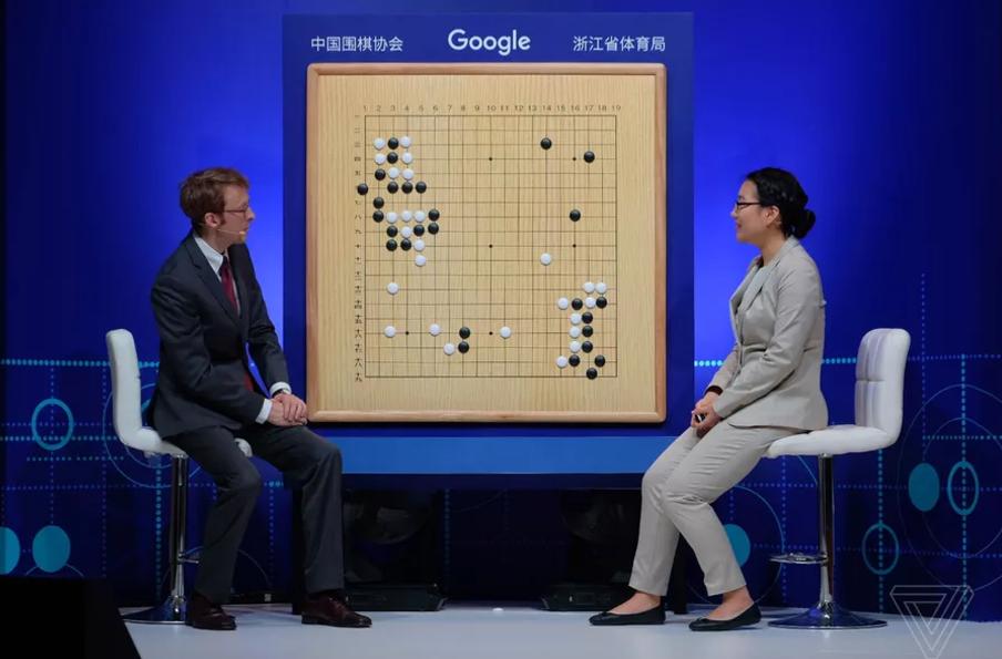 Искусственный интеллект от Google победил лучшего игрока в го в первой встрече