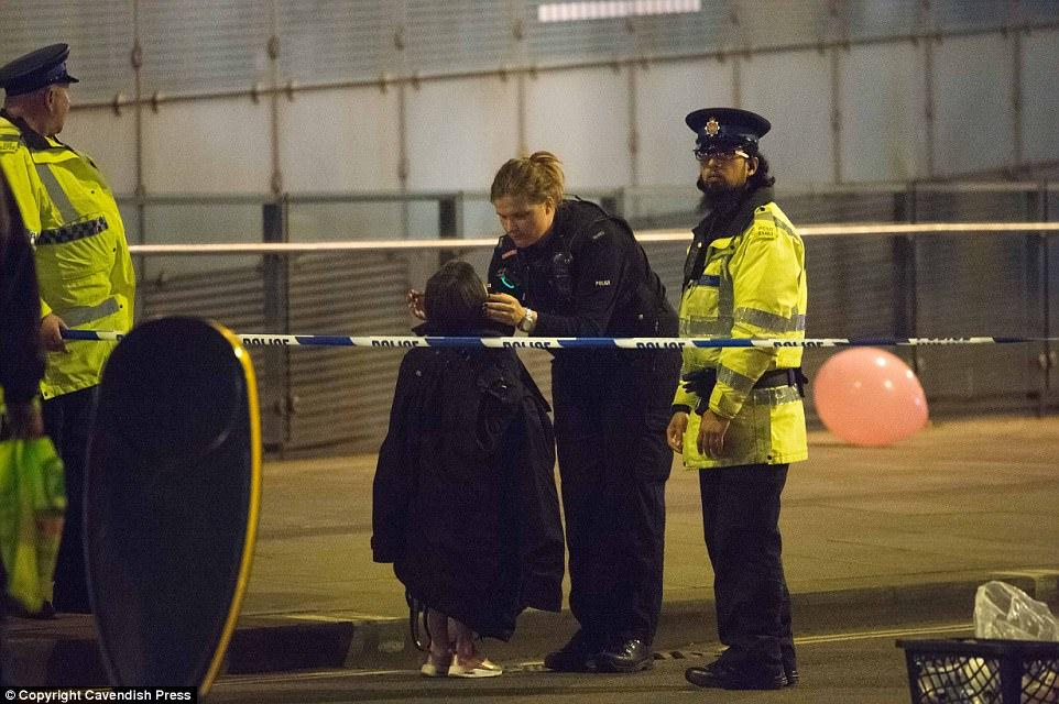 Фото: На стадионе в Манчестере прогремел взрыв