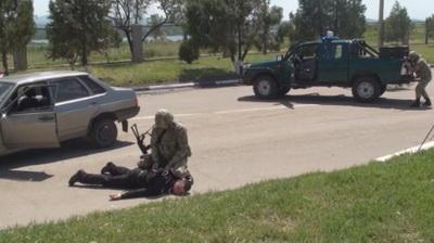 Украина и Молдова провели совместные антитеррористические тактико-специальные учения_3