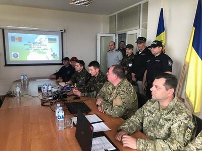 Украина и Молдова провели совместные антитеррористические тактико-специальные учения_1