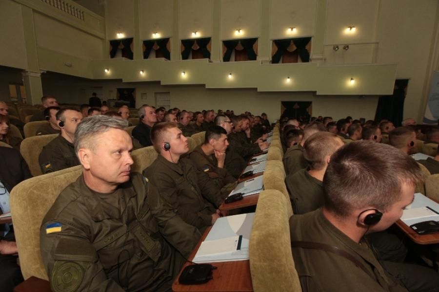 НАТО создает платформу для подготовки специалистов на базе Национальной академии Нацгвардии Украины_8