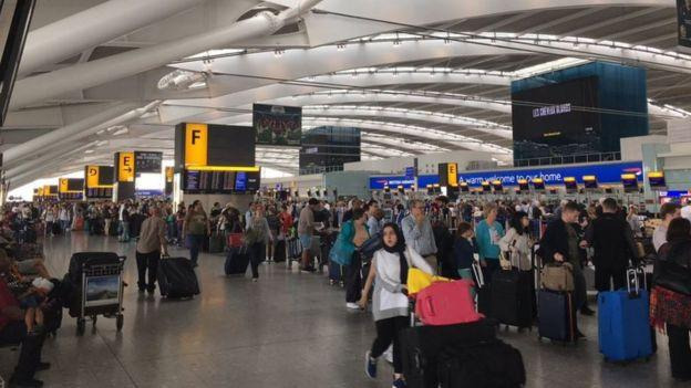 В British Airways  заявили об отмене ряда рейсов из-за компьютерного сбоя_5