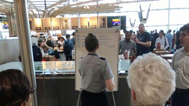 В British Airways  заявили об отмене ряда рейсов из-за компьютерного сбоя_4