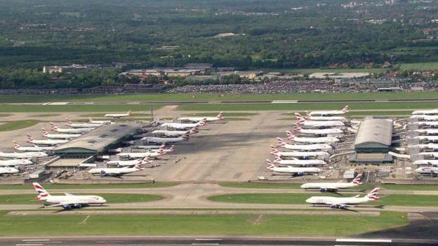 В British Airways  заявили об отмене ряда рейсов из-за компьютерного сбоя_2