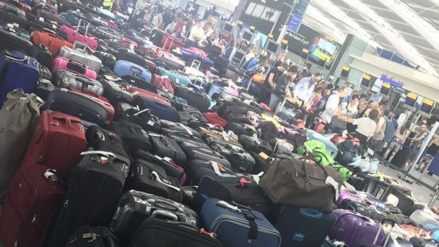 В British Airways  заявили об отмене ряда рейсов из-за компьютерного сбоя_1