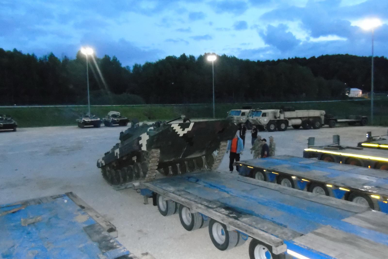 Сводное подразделение Вооруженных сил Украины готовится к учениям в Германии