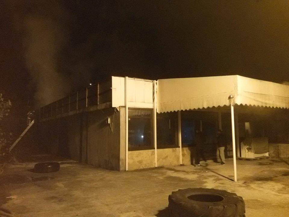 Пожар в Киеве_1
