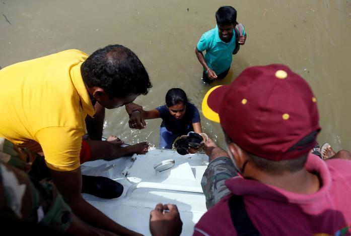 Наводнение в Шри-Ланке_5