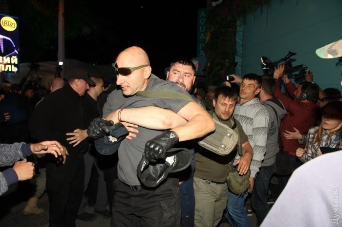В Одессе сорвали концерт Лободы_14