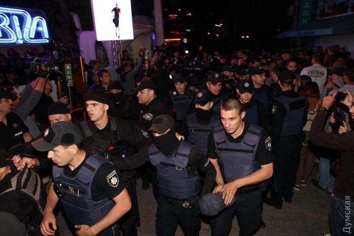 В Одессе сорвали концерт Лободы_16