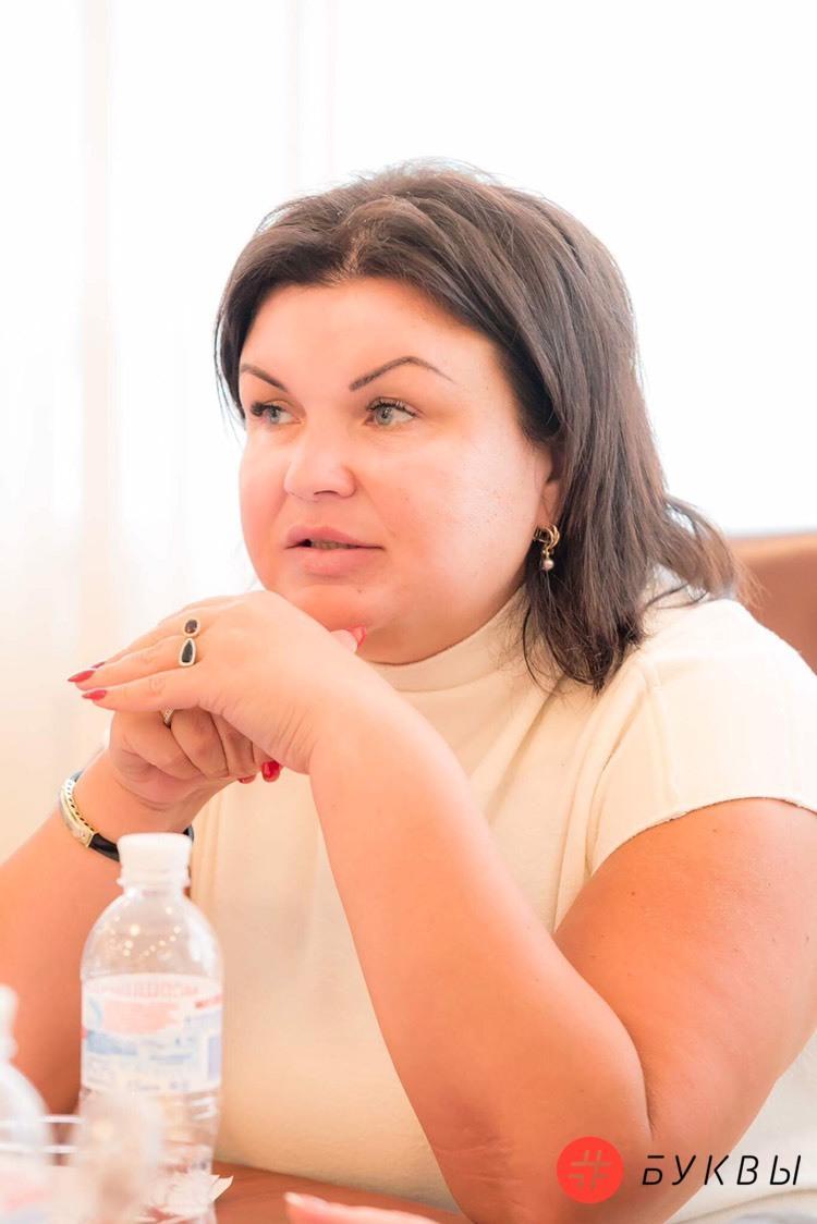 Галина Вдовина
