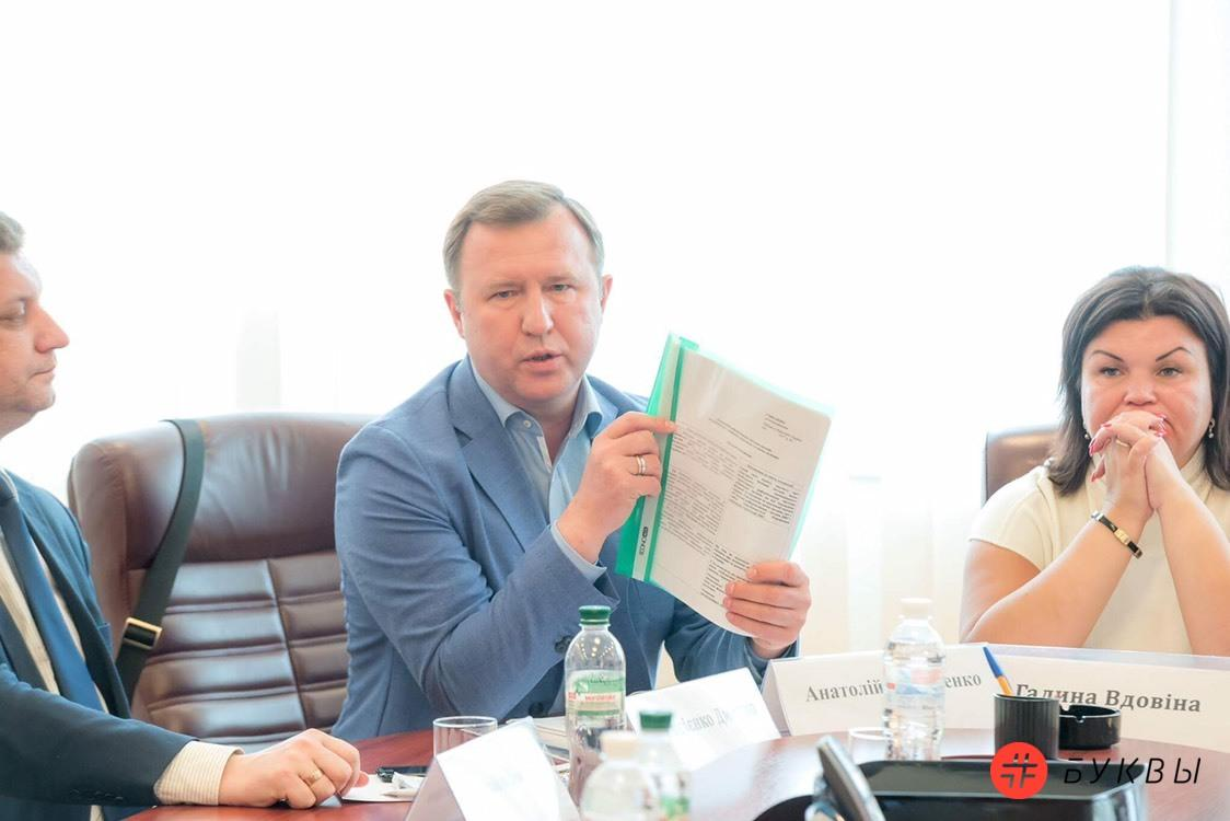 Анатолий Макаренко и Галина Вдовина