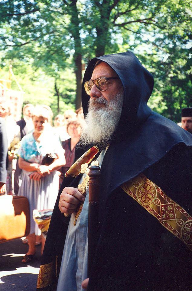 Кардинал Украинской греко-католической церкви Любомир