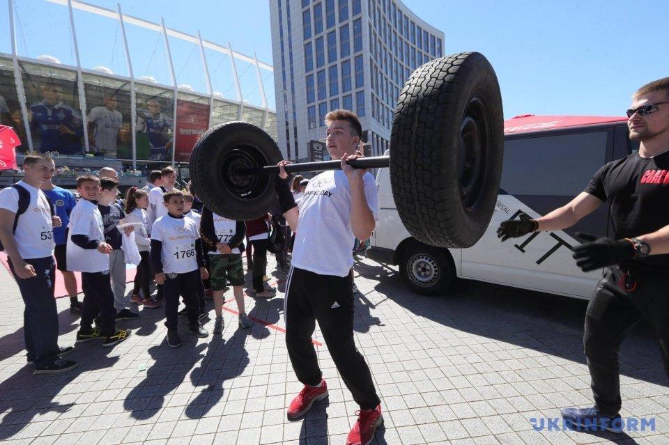 Олимпийский день_10