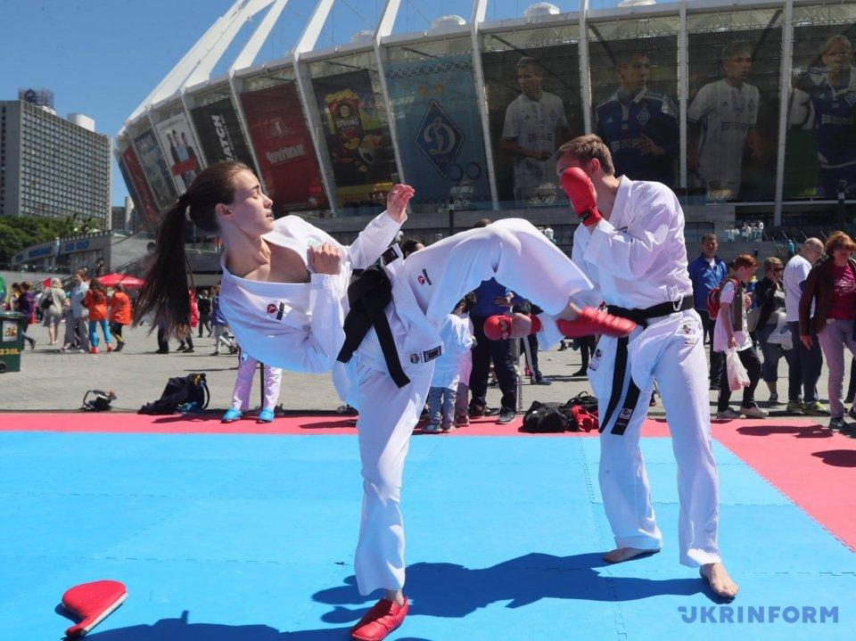 Олимпийский день_3